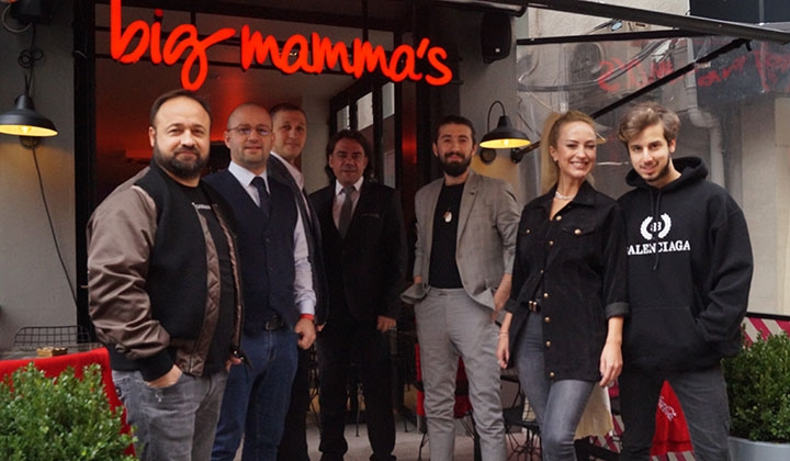 big mamma's, yerli usul franchise ..
