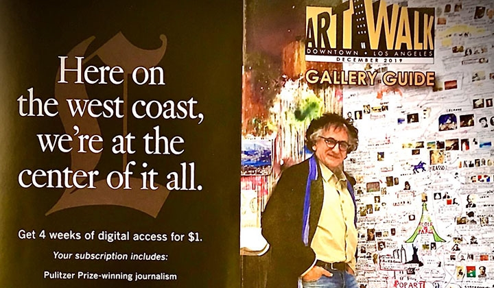 Los Angeles Times'ın ArtWalk k..