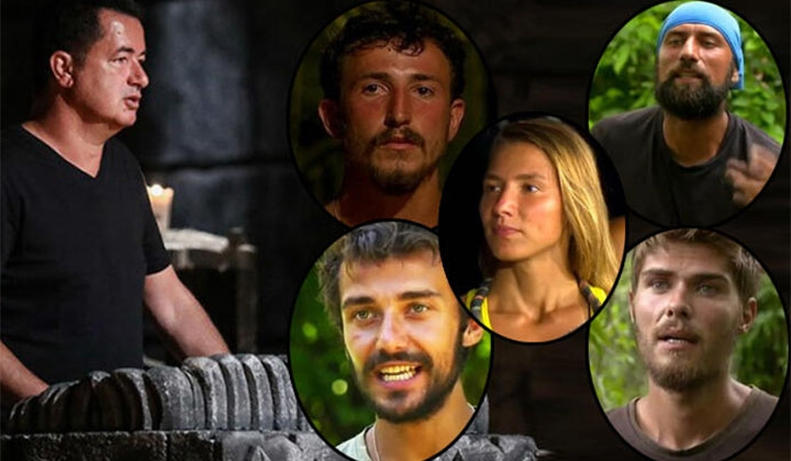 Survivor'da final dörtl&#..