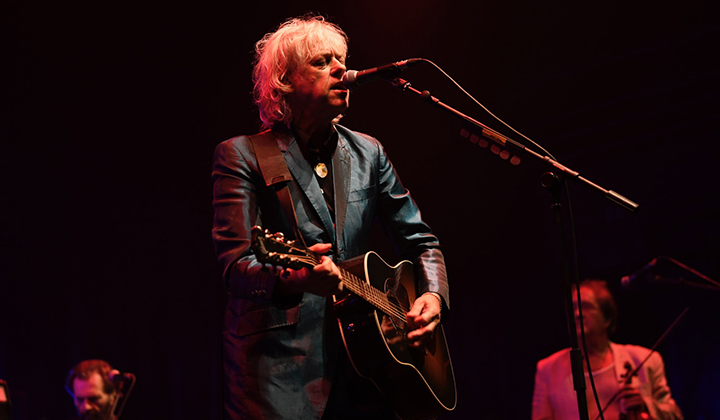 Festtogether, Bob Geldof'u ağırladı