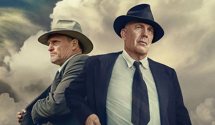 The Highwaymen'in resmi fragmanı y..